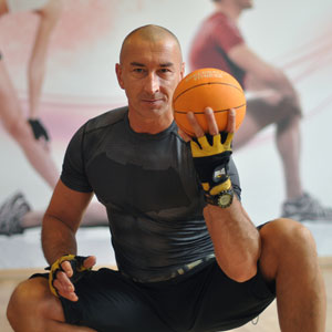 Trener personalny Gravitan Krzysztof Data