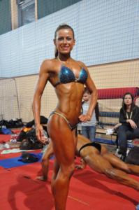 Zdjęcie Wiesławy Olkowskiej bikini fitness sesja zdjęcie 16