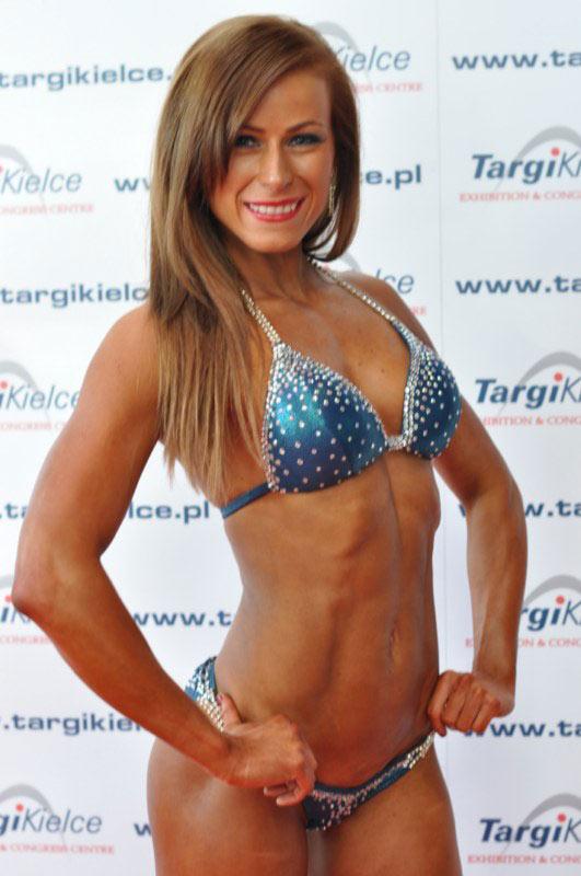 Zdjęcie Wiesławy Olkowskiej bikini fitness sesja zdjęcie 17