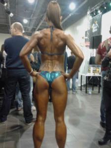 Zdjęcie Wiesławy Olkowskiej bikini fitness sesja zdjęcie 18