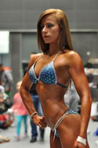 Zdjęcie Wiesławy Olkowskiej bikini fitness 21
