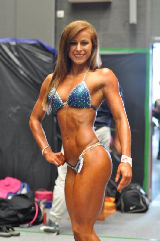 Zdjęcie Wiesławy Olkowskiej bikini fitness 22