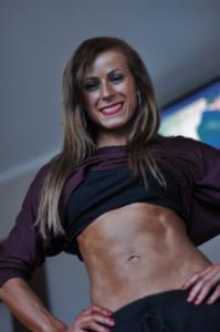Zdjęcie Wiesławy Olkowskiej bikini fitness sesja zdjęcie 24