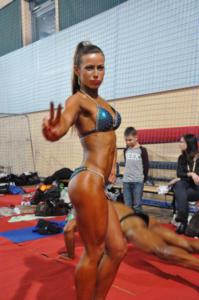 Zdjęcie Wiesławy Olkowskiej bikini fitness 25