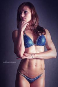 Zdjęcie Wiesławy Olkowskiej Bikini Fitness sesja zdjęcie 06