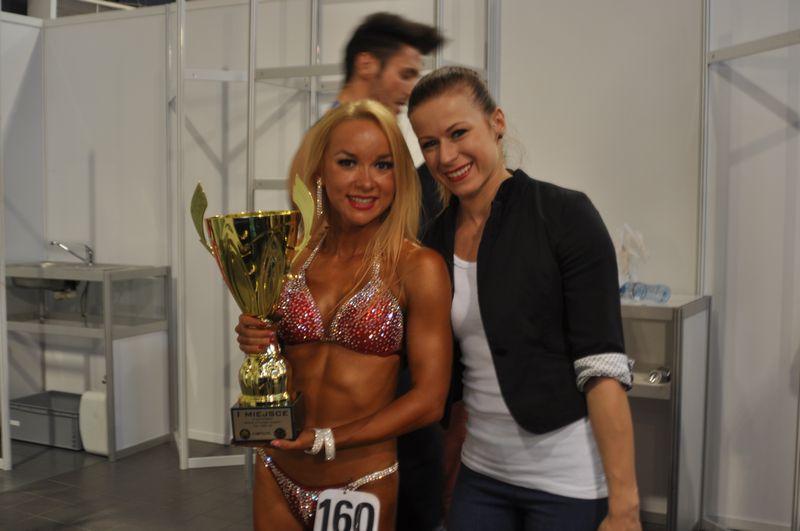 Gosia Flis z Wiesia Olkowska