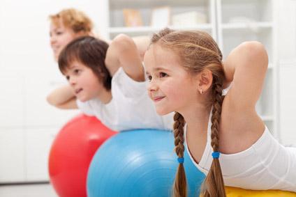 gimnastyka korekcyjna dzieci