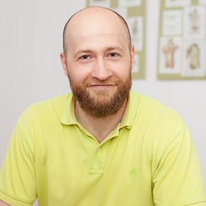 terapeuta manualny i Fizykoterapeuta warszawa Łukasz Giermasiński