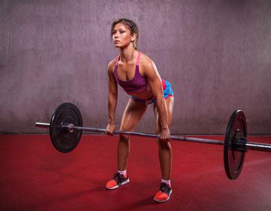 trening silowy dla kobiet