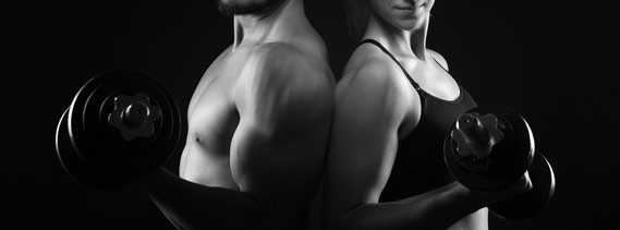 trening słlowy kobiet i meżczyzn