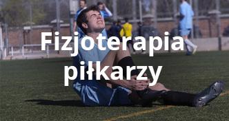 fizjoterapeuta dla piłkarzy - masaż i inne zabiegi