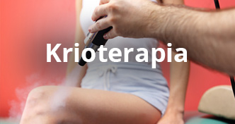 Zabiegi krioterapia